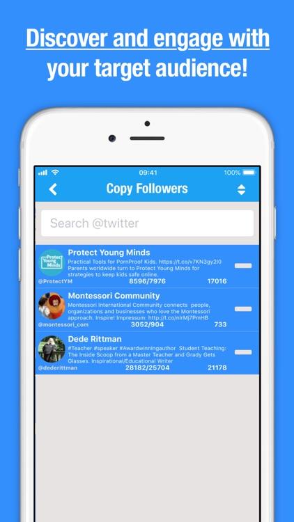 Still Followers for Twitter screenshot-3