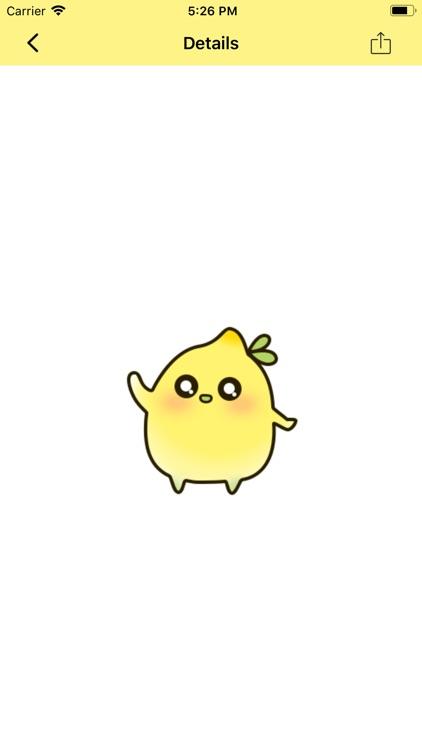 Clever Soft&Chicken Stickers screenshot-3
