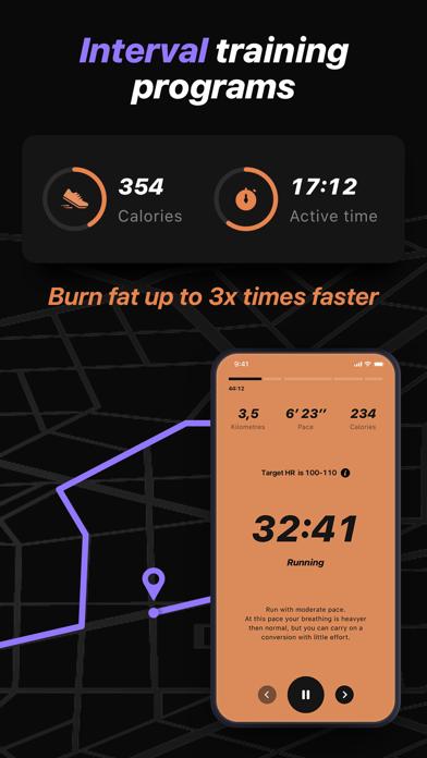 Run & Walk to lose weightのおすすめ画像4