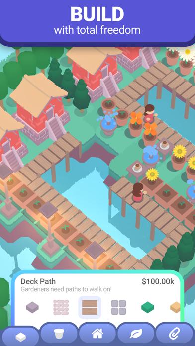 Sprout: Idle Garden Screenshot