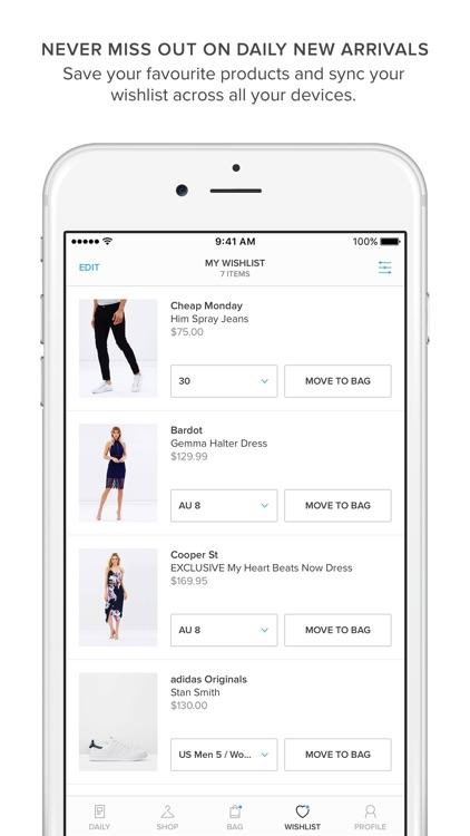 THE ICONIC – Fashion Shopping screenshot-3