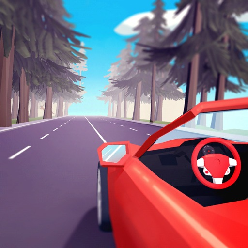 Fast Driver 3D free software for iPhone and iPad