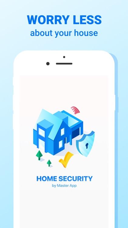 Home Security Camera - IP CCTV screenshot-8