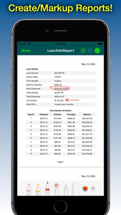 Loan Calculator - Loan2Me screenshot-5