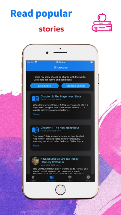 Write4Me - Voice to Text,Story