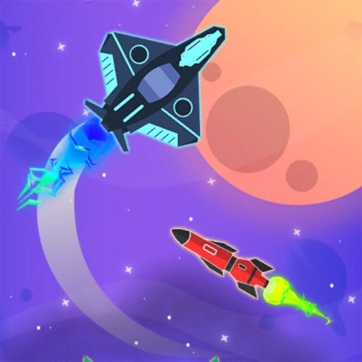 Missile Dodge - Space