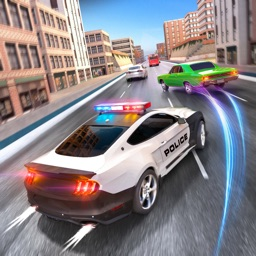 Highway Police Car Chase 3D
