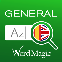 Ícone do app English Spanish Dictionary G.
