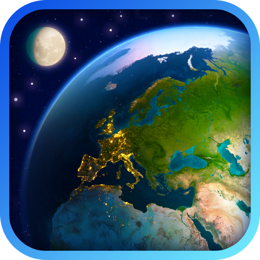 3D地球 Earth 3D for Mac