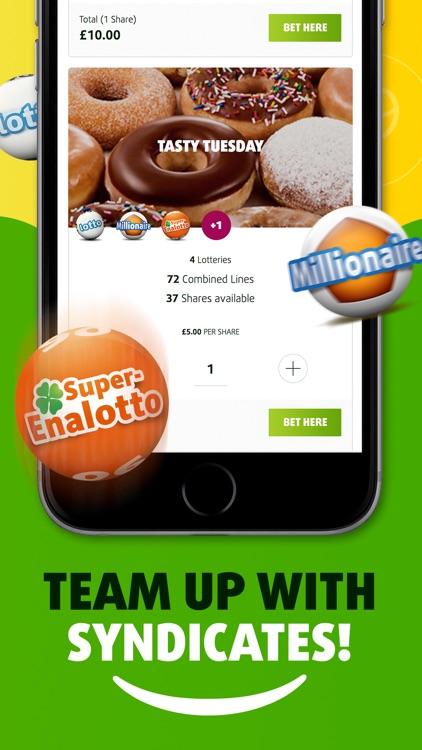 Lottoland: Lotto Betting App screenshot-8