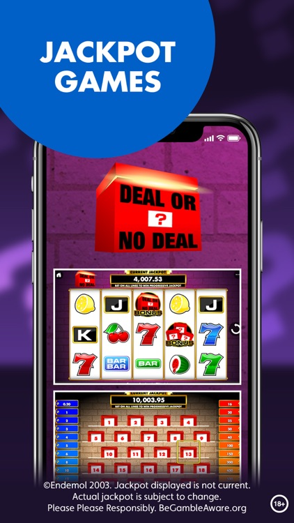 Jackpotjoy: Bingo & Slot Games screenshot-4