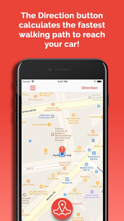 GPS tracker - Find your car