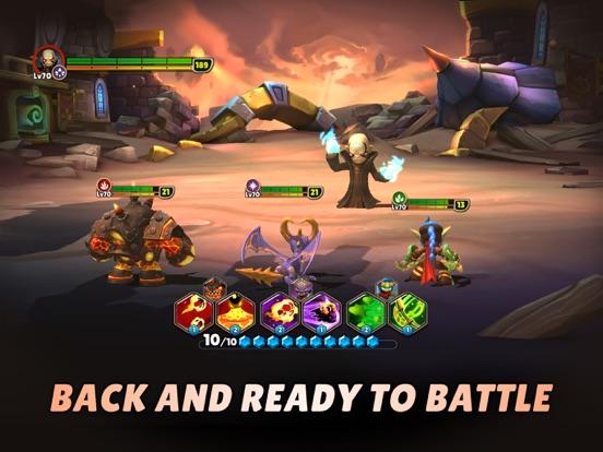 Skylanders™ Ring of Heroes screenshot #2