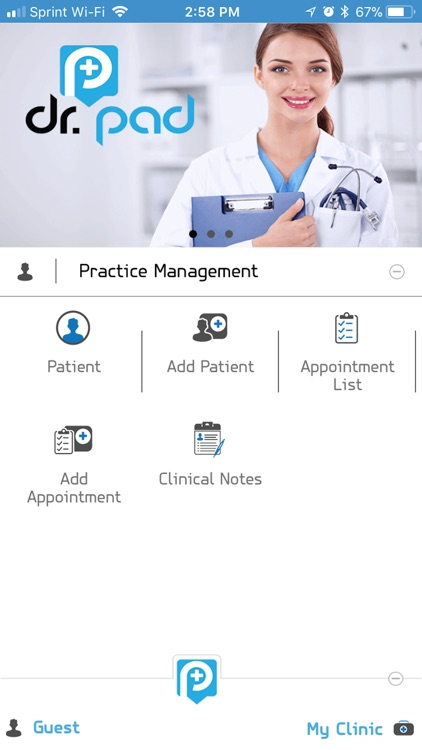 Dr.Pad: Patient Medical Record