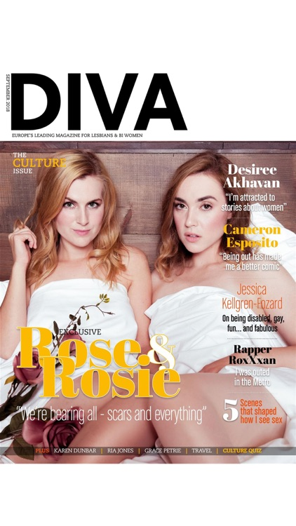 DIVA Magazine screenshot-4