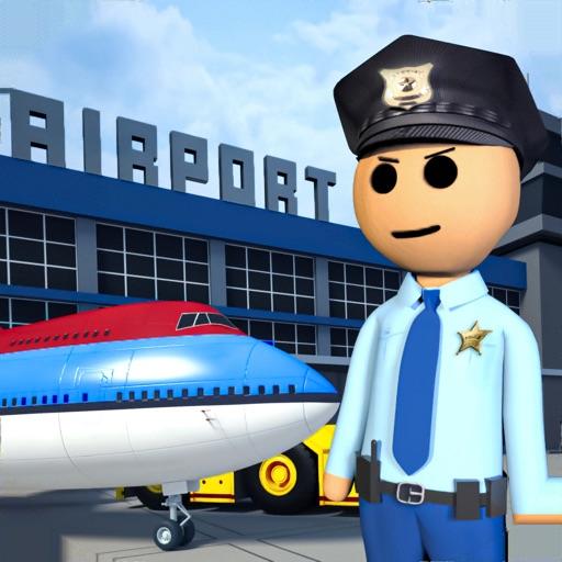 My Stickman Security Airport