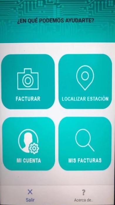 FACTURADOR OMICROMCaptura de pantalla de2