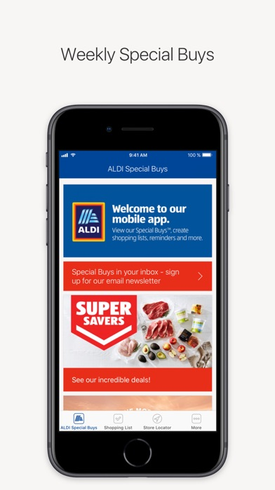 Download ALDI Australia for Pc