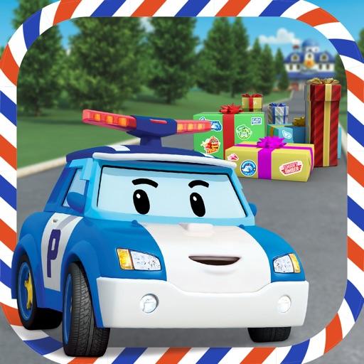 Robocar Poli Postman Games!