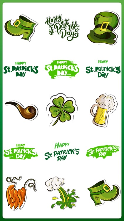 St. Patrick's Day Greetings IM