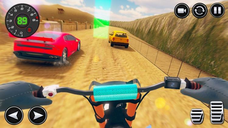 Dirt Bike Rider Stunt Games 3D