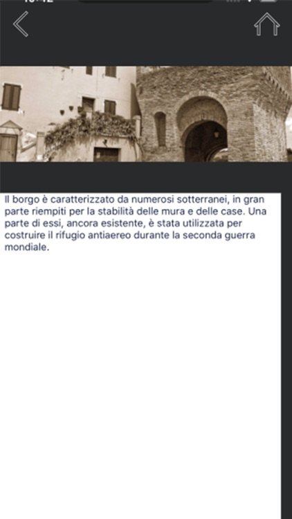 Navigando in Trecastelli screenshot-4