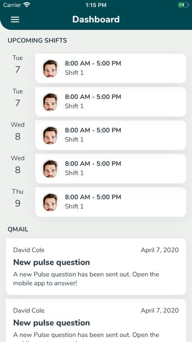 Screenshot #3 pour Quinyx Mobile