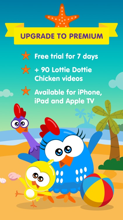 Lottie Dottie Chicken Official screenshot-5