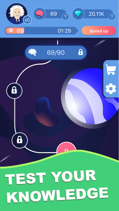 Erudite: Trivia Quiz Mind Game free Resources hack