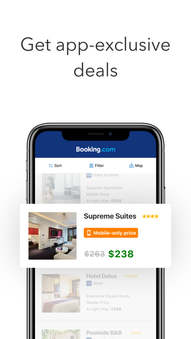 messages.download Booking.com: Hotels & Travel software