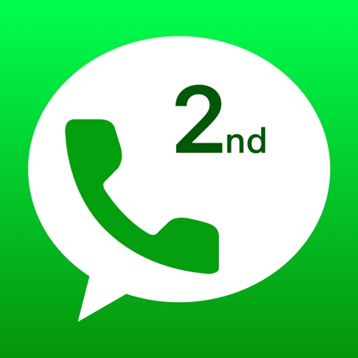 Second Phone Number - Call App