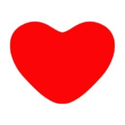 Hearts - Stickers & emoji
