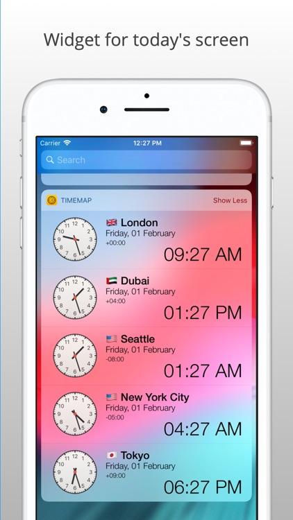 TimeMap