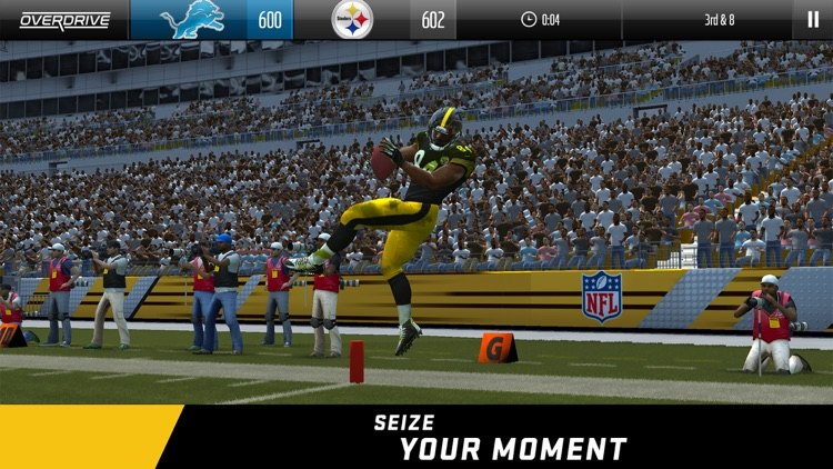 Madden NFL Overdrive Football screenshot-4