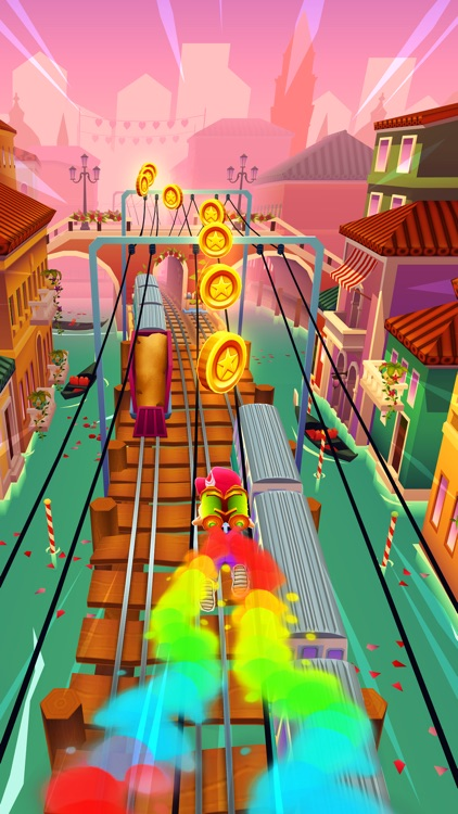 Subway Surfers screenshot-3