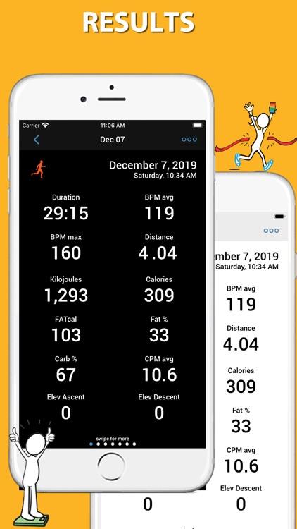 iRunner Run & Jog Tracker screenshot-5