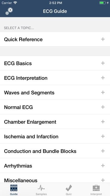ECG Guide