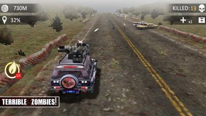 Death Zombie: Street Kill screenshot three