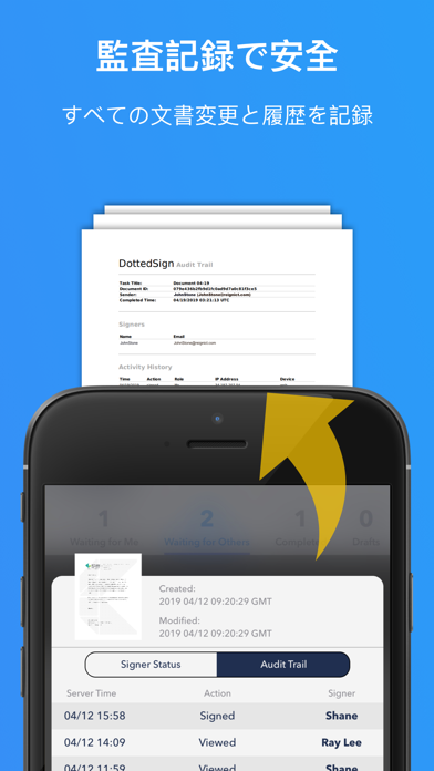 DottedSign - eSign & Fill Docsのスクリーンショット8