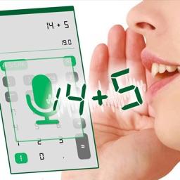 Voice & Talking Calculator