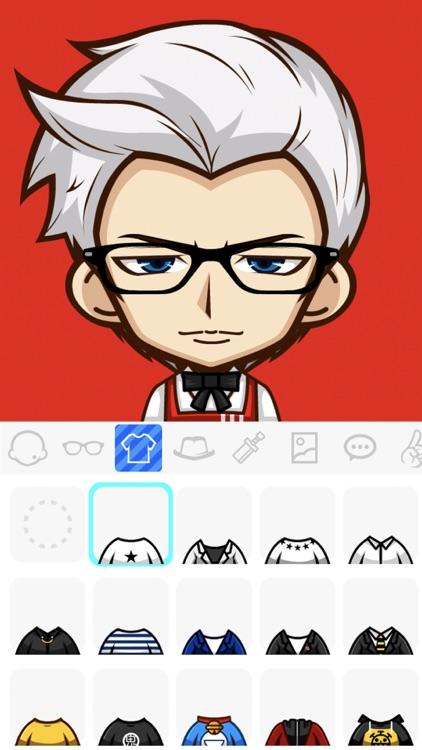 SuperMe-Cartoon Avatar Maker screenshot-5