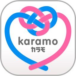出合い系アプリ「カラモ」出合い系チャットで近所の出会い