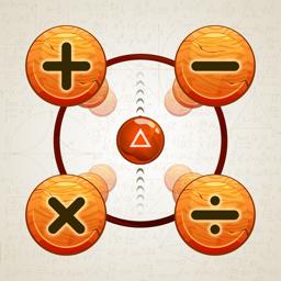 Ícone do app Mathematical Run (Math games)
