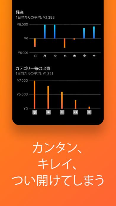 「毎日の予算」 ScreenShot3