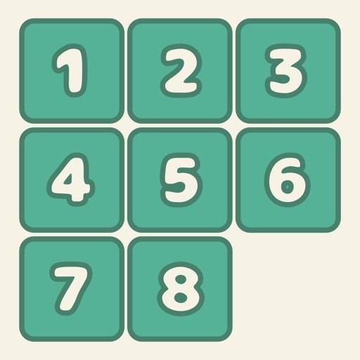 SlidePuzzle8 inPicture