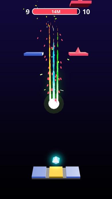 Inferno Ball Screenshot on iOS
