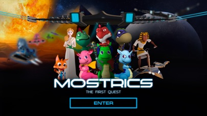 Screenshot for Mostrics in United States App Store