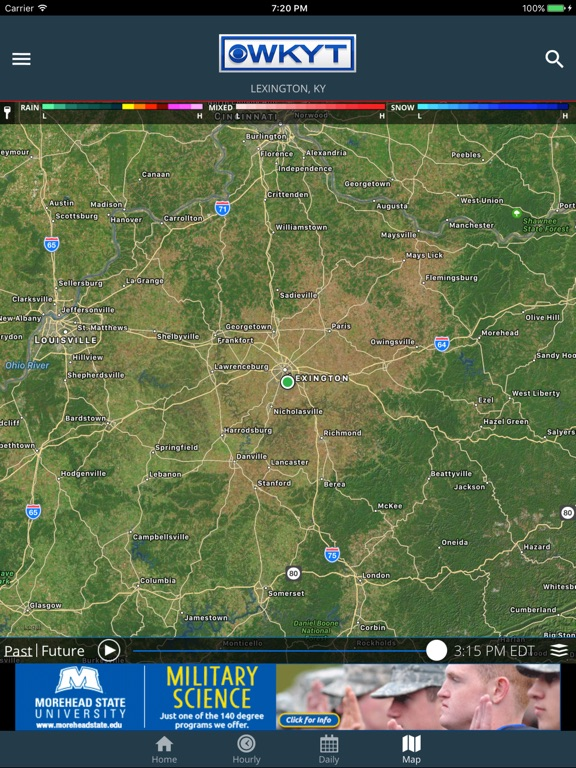 Wkyt Weather Map.Wkyt Weather Traffic By Gray Television Group Inc Ios United