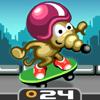 Donut Games - Rat On A Skateboard artwork