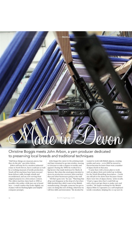 Knitting Magazine screenshot-4